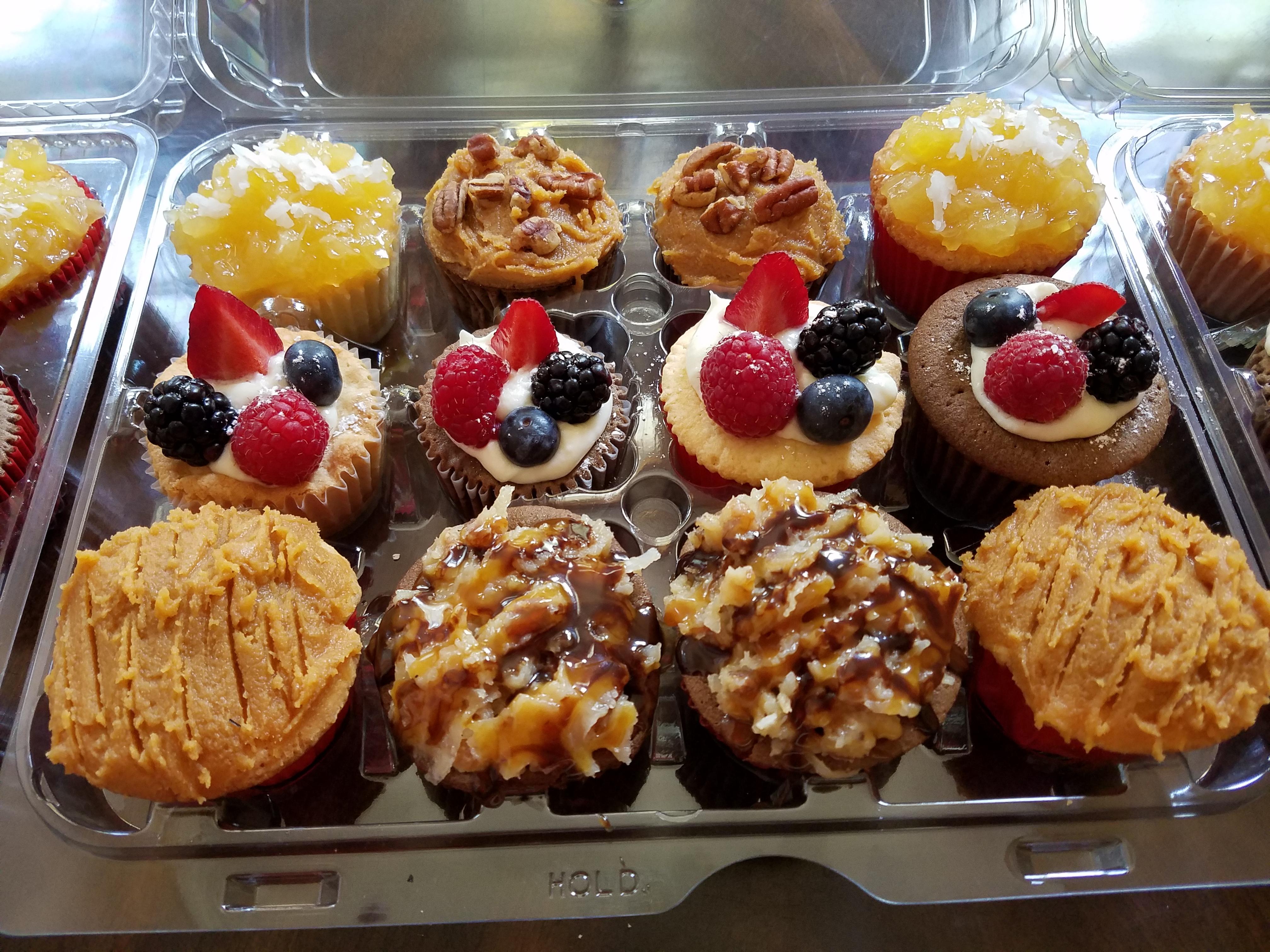 Geraldine Cupcakes