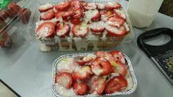 Strawberry Lemon Mini & Snack