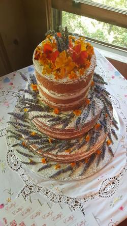 Wedding Edible Flowers