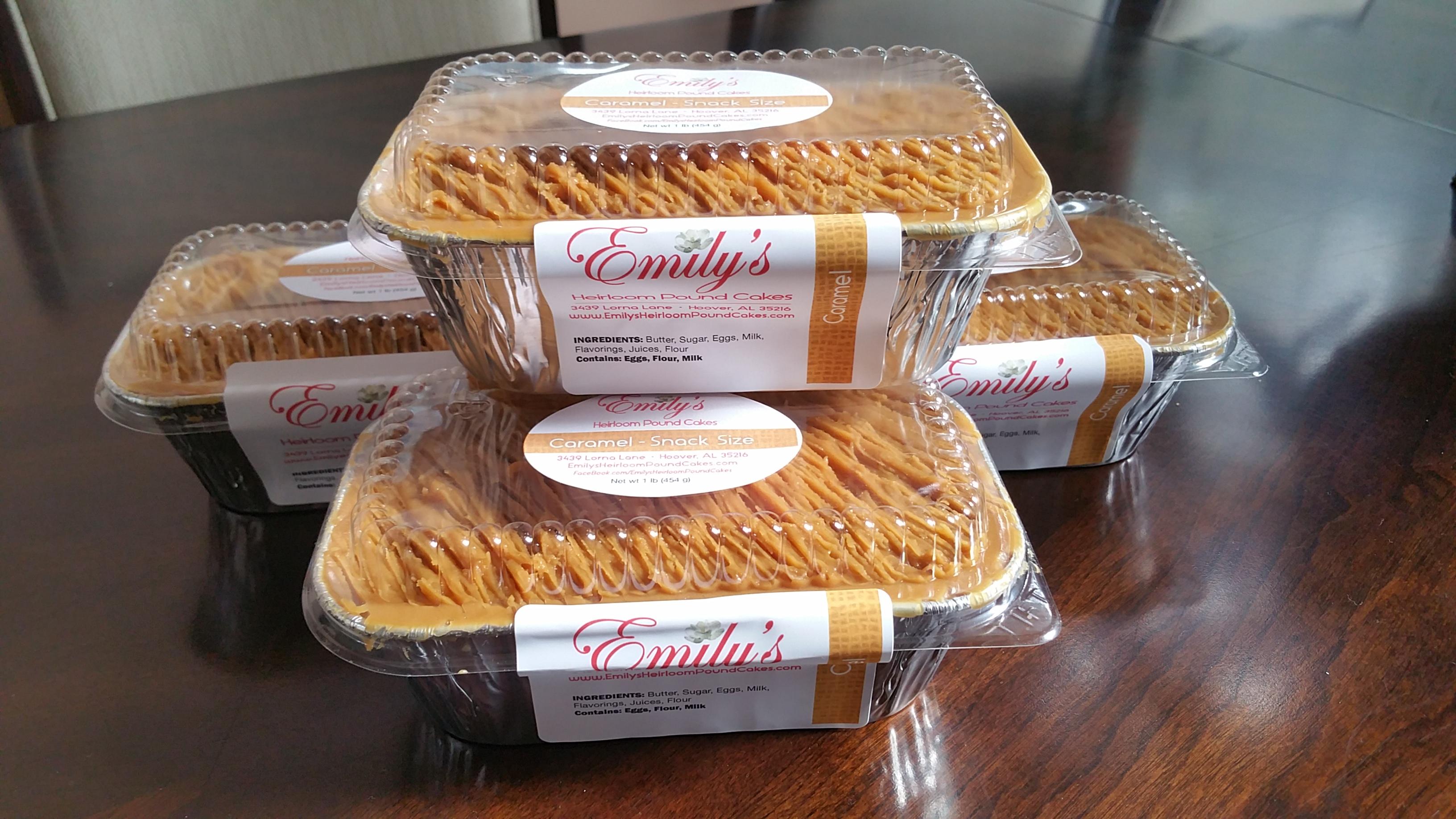 Caramel Snack Size