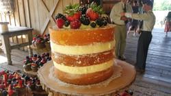Top Cutting Cake