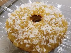Pineapple Coconut Round