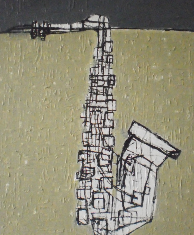 The saxophone in March 2011 No2.JPG