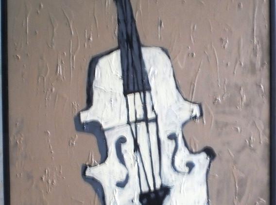 The violin in Jan 2011 No2.JPG