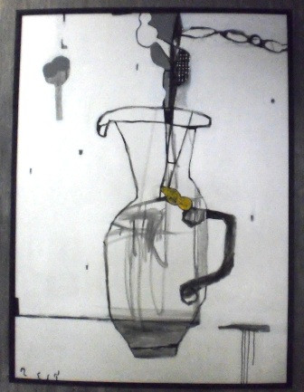 Flower in vase of March 2011.JPG