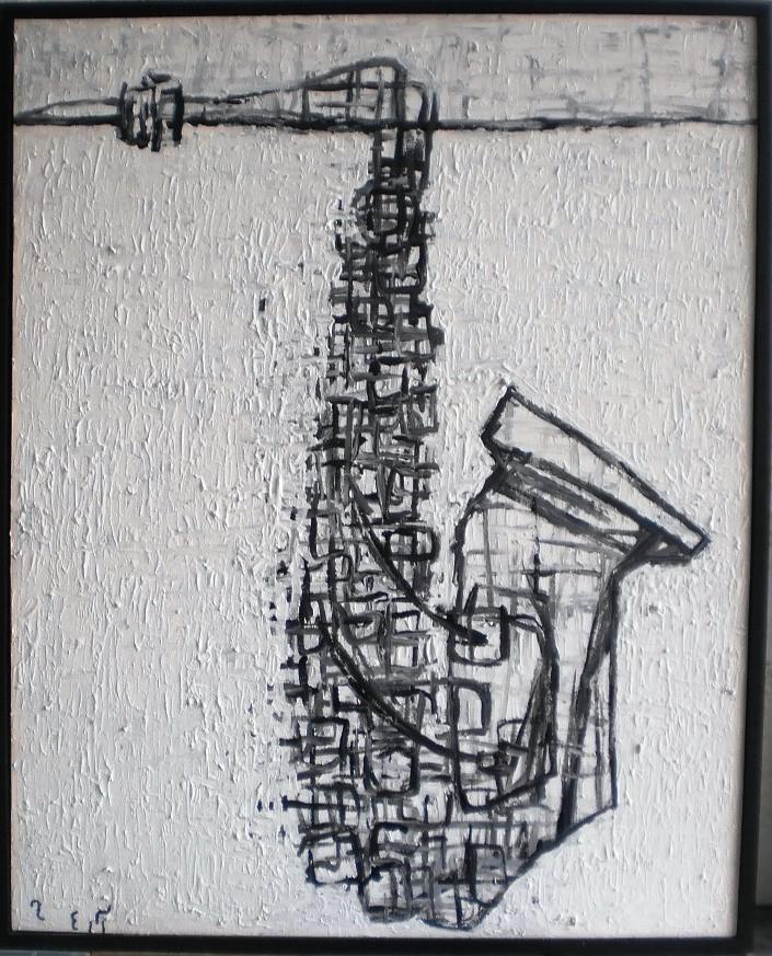 The saxophone in Jan 2011.JPG