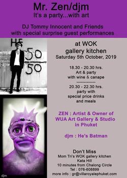 Collaborative Art Exhibition