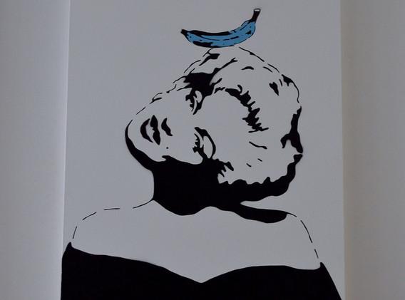 The balance of thinking (Marilyn Monroe)