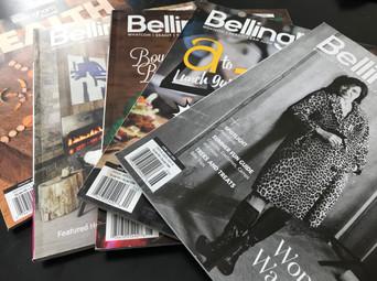 Editor of Bellingham Alive 2013-2016