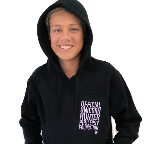 'Official Unicorn Hunter' Hoodie
