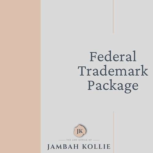 Federal Trademark Package