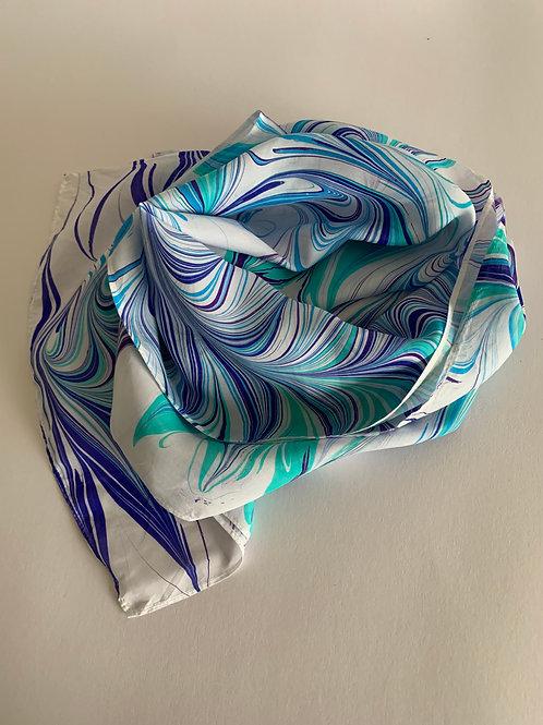 silk scarf #26