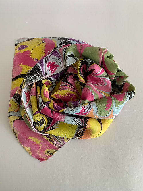 silk scarf #10