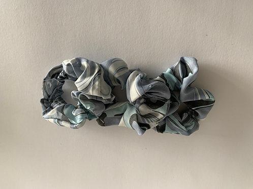 set of 3 hair scrunchie, design #313