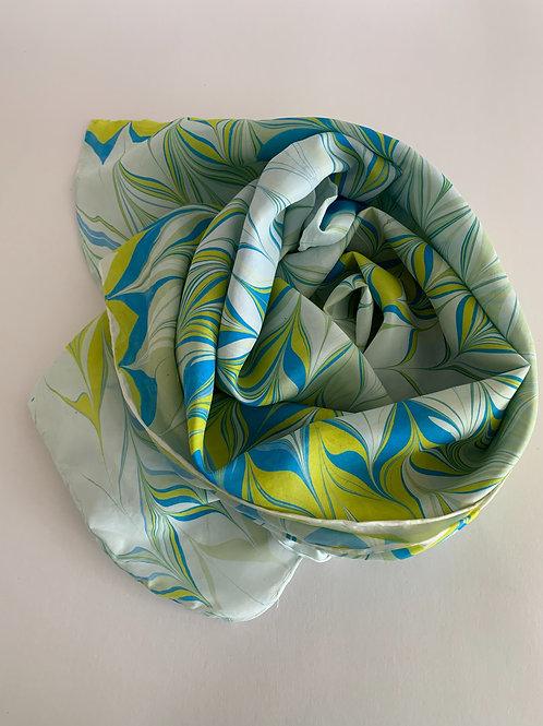 silk scarf #2