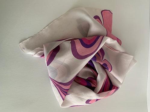 silk scarf #17