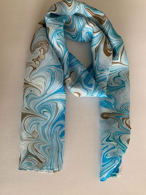 silk scarf #27