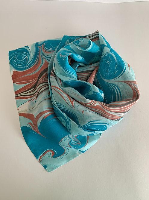 silk scarf #7