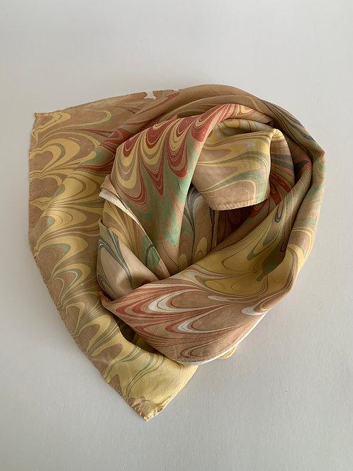silk scarf #11