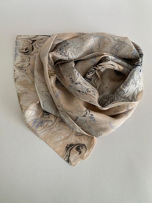 silk scarf #9