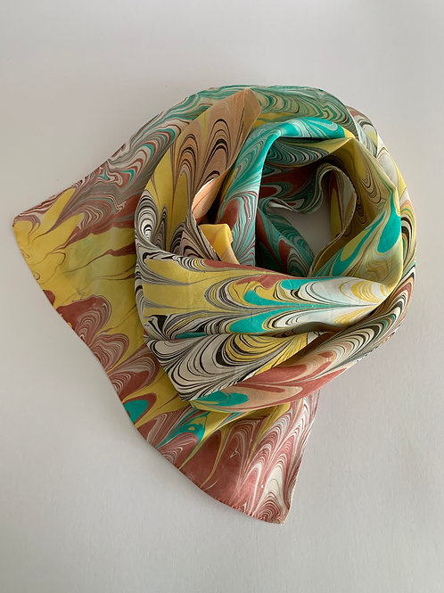 silk scarf #20
