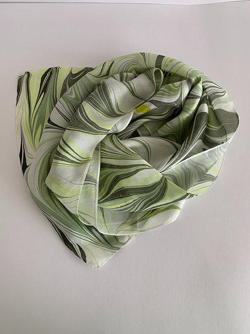 silk scarf #14