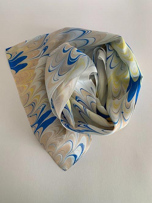 silk scarf #19