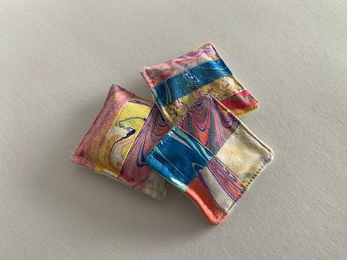 set of 3 lavender satchels #3