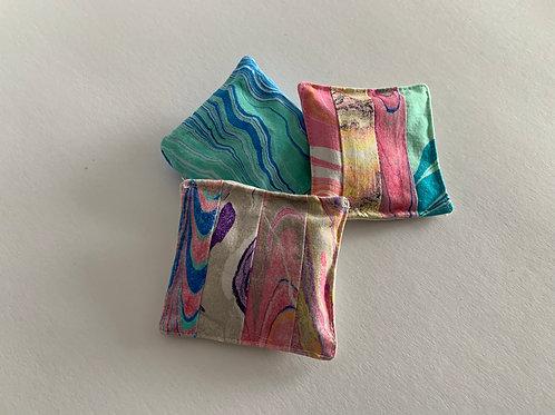 set of 3 lavender satchels #1