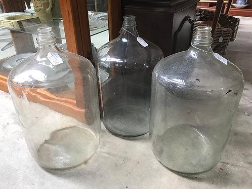 Vintage Glass Carboys