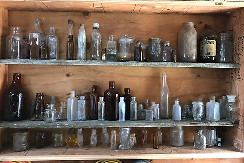 Assorted Old Bottles - various prices