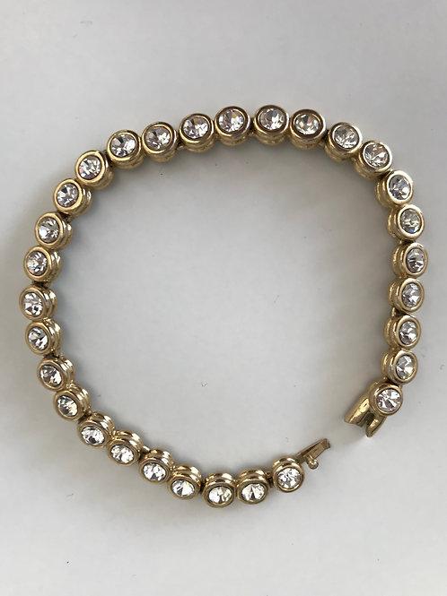 1990 Vintage Tennis Bracelet
