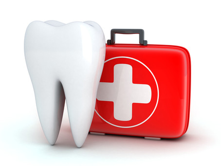 How to handle dental emergency during holidays