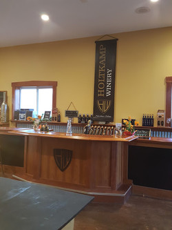 Holtkamp Winery Tasting room
