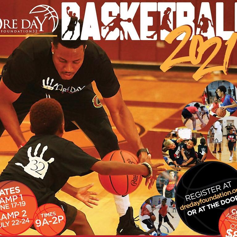 DreDay Basketball Camp @ YMCA (Session 2)