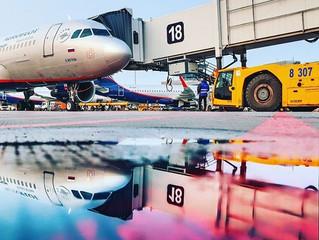 Сопровождение грузов воздушным транспортом