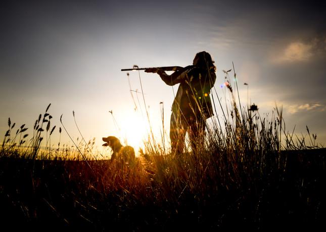 Hettinger, ND hunting