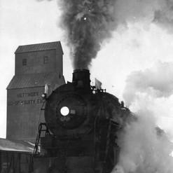 Hettinger, ND Railroad