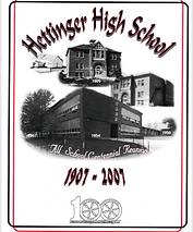 Hettinger High School Alumni Book