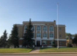 Adams County Court House, Hettinger, ND