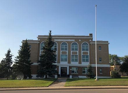 Adams County Court House, Hettinger, ND