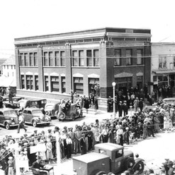 Hettinger, ND Old Time Photo