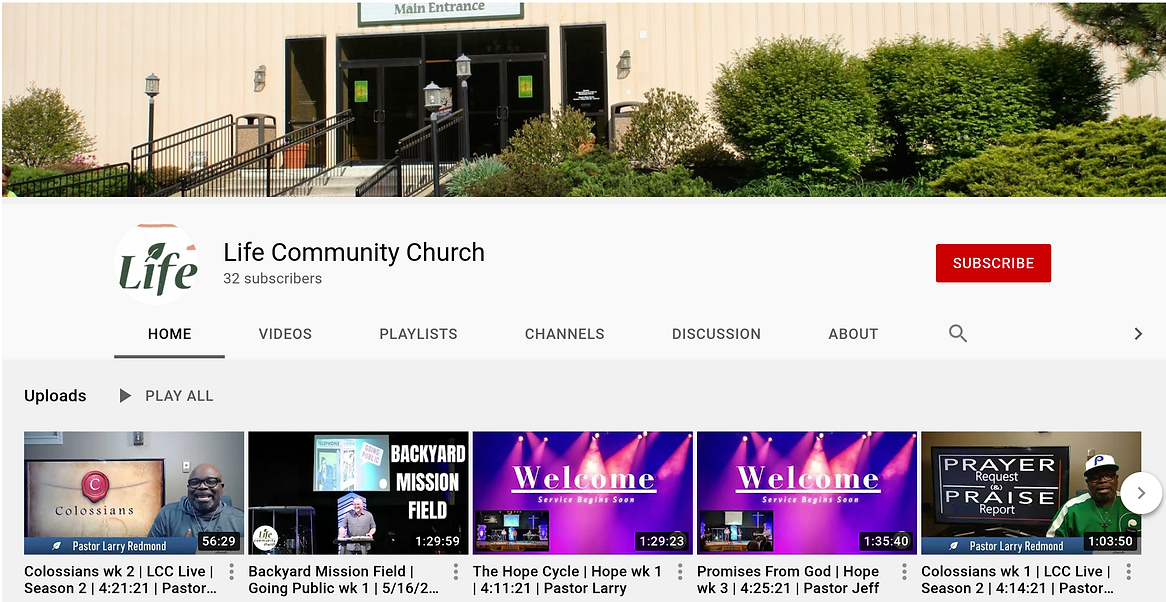 LCC Youtube Page June 2021.png