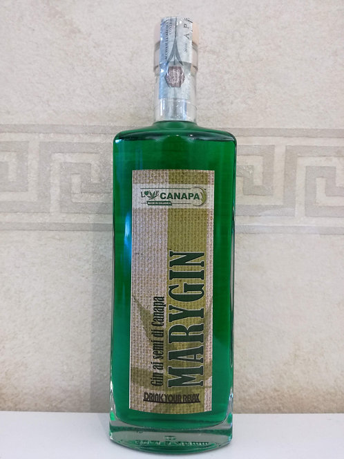 Gin Cannabis Marygin
