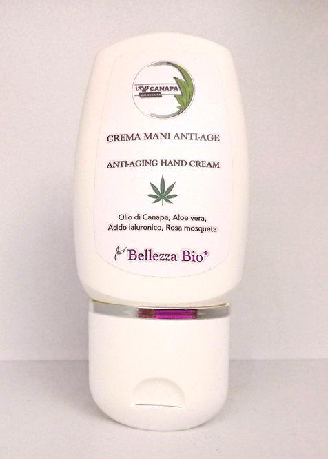 Crema Mani Anti-Age