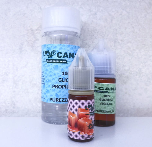 E Liquid Caramello 100 ml