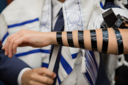 Tefillin Ceremony
