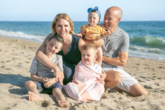 FAMILY PHOTOGRAPHY AT THE BEACH WITH OCE