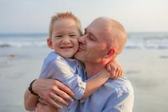 Dad and son at El Matador Beach.jpg