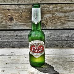 Stella Artois Bottle, rustic setting.jpg